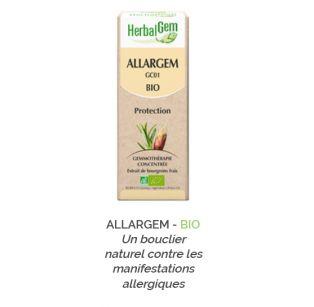 Herbalgem -  ALLARGEM - BIO - 30 ml