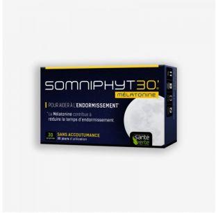 Santé Verte - SOMNIPHYT® 30 Mélatonine - 15 Comprimés