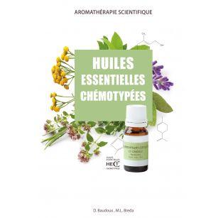 Pranarôm Livre - HECT, huiles essentielles chémotypées et leurs synergies - 88 Pages