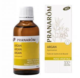 Pranarôm - Huile Végétale Bio - Argan - Argania spinosa - 50 ml