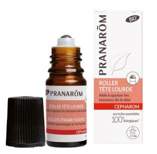 Pranarôm - Cepharom Roller - tête lourde - 5 ml