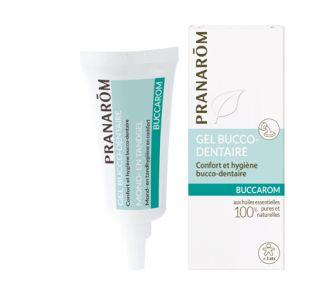 Pranarôm - Buccarom Hygiène bucco-dentaire Gel Buccale - Tube de 15 ml
