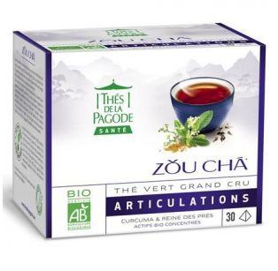 Thé de la Pagode - Zou Cha - 30 sachets