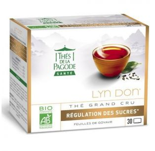 Thé de la Pagode - Lyn Don - 30 infusettes
