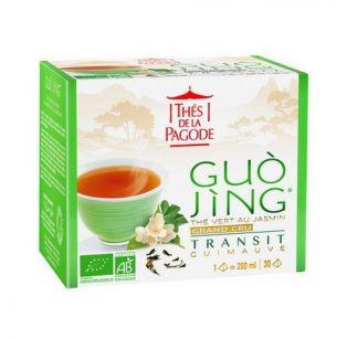 Thé de la Pagode - Guò Jìng - 30 infusettes