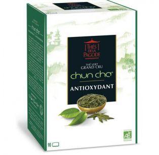 Thé de la Pagode - Chun Cha - 90 infusettes