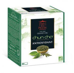 Thé de la Pagode - Chun Cha - 30 infusettes