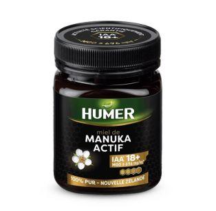 Miel de Manuka - Pot de 250 gr IAA 18+
