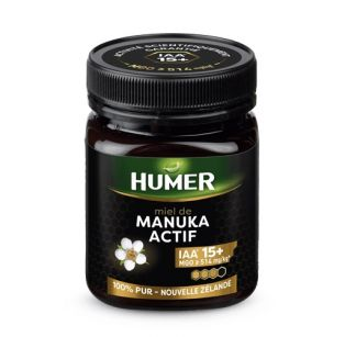 Miel de Manuka - Pot de 250 gr IAA 15+