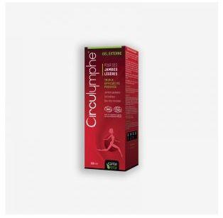 Santé Verte - Circulymphe gel externe BIO - Jambes Légères - 150 ml