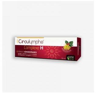 Santé Verte - Circulymphe COMPLEXE H crème - 50 ml