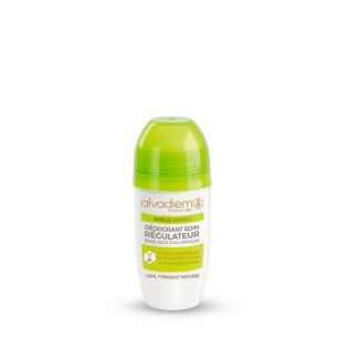 Apivita - Déodorant Soin Régulateur - Roll-on 40 ml