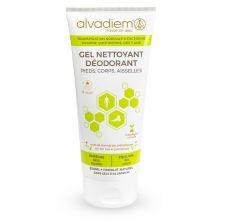 Apivita - Gel Nettoyant Déodorant - tube 200 ml